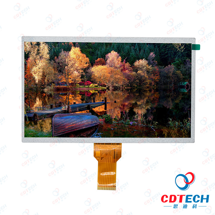 TFT液晶屏与LCD各自有哪些优势?
